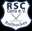 RSC Gera- Logoaktuell kobaltblau